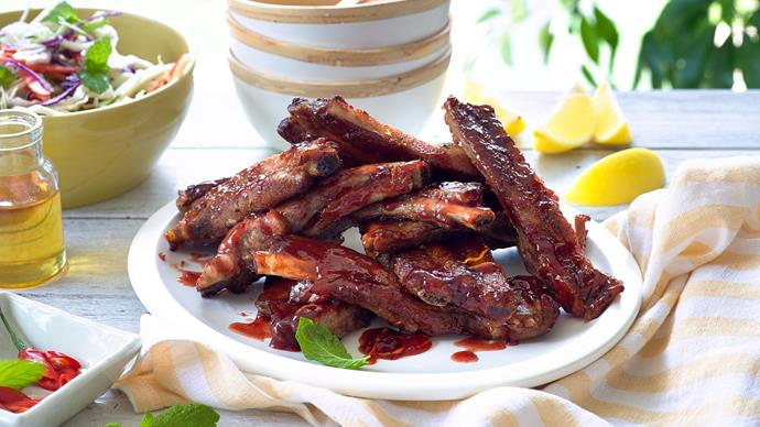 Chinese five spice ribs