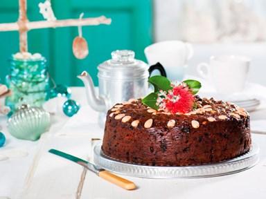Mum's Christmas cake