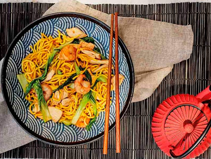 "[Hock chew fried noodles](https://www.foodtolove.co.nz/recipes/hock-chew-fried-noodles-6924|target=""_blank"")"