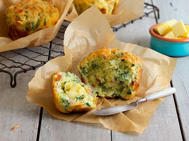 Super savoury muffins