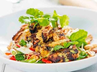 Revive Espresso Café's Vietnamese chicken salad