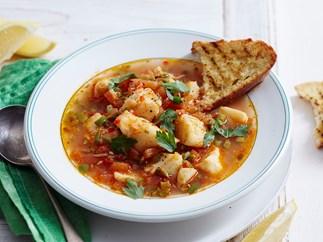 provencal fish stew