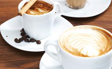 5 tricks to make your coffee a little healthier