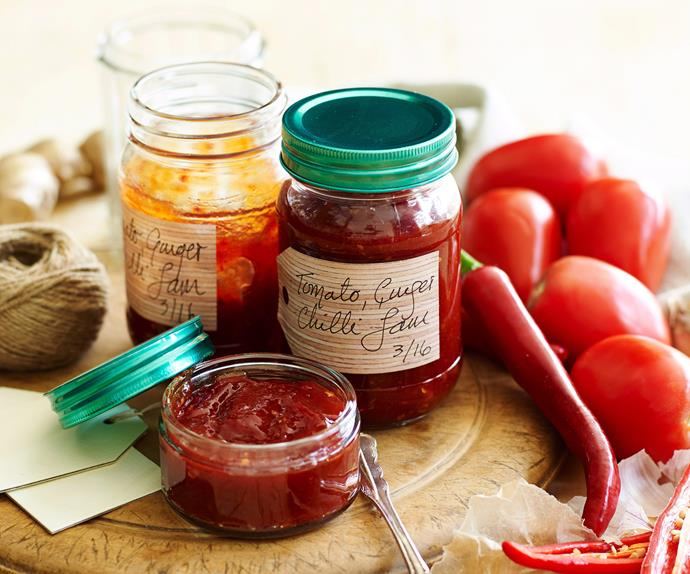Kitchen tips: How to sterilise and seal jam jars