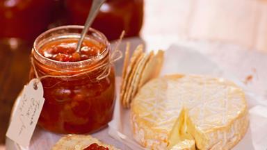Chilli tomato jam