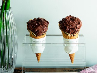 No-churn nutella ice cream