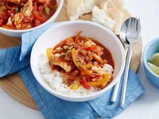Sicilian seafood stew