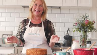 Baking tips and tricks with Nici Wickes