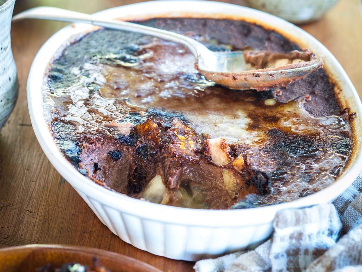 "[Chocolate and feijoa crème brûlée](http://www.foodtolove.co.nz/recipes/chocolate-and-feijoa-creme-brulee-36869|target=""_blank"")"