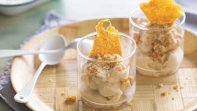 Callum Hann's banana ice-cream recipe
