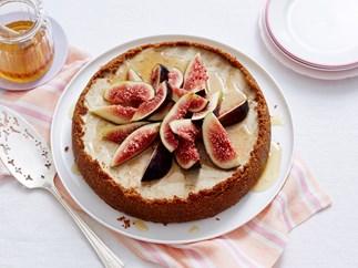 honey and garam masala cheesecake recipe