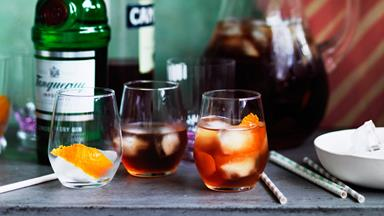 How to make the perfect negroni