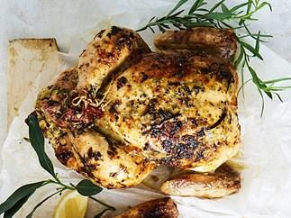 french style roast chicken recipe