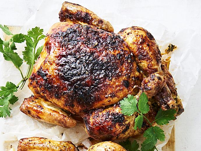"Did you know you can even roast a [whole chicken](http://www.womensweeklyfood.com.au/recipes/greek-style-roast-chicken-2240|target=""_blank"") or [roast lamb](https://www.womensweeklyfood.com.au/recipes/roast-lamb-recipe-with-gravy-10291