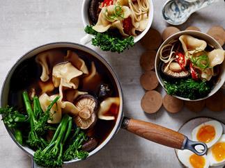 pork and prawn wonton soup recipe