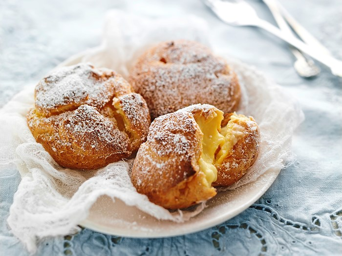 how to make choux pastry recipe