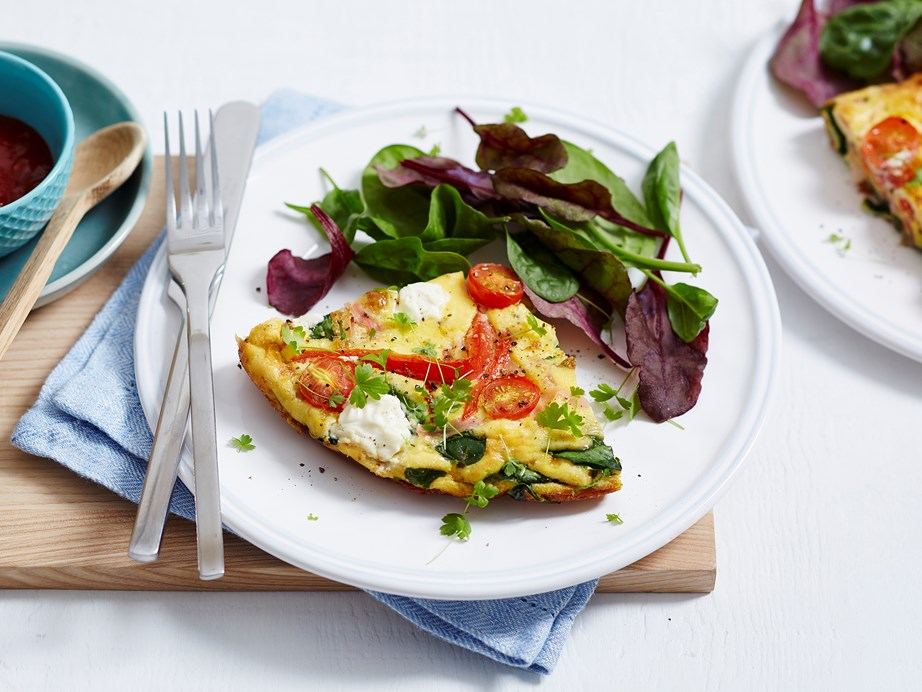 "**[Farmhouse omelette](https://www.womensweeklyfood.com.au/recipes/farmhouse-omelette-2269|target=""_blank"")** Whether you're serving it up for brunch or dinner, this tasty baked omelette is sure to go down a treat."