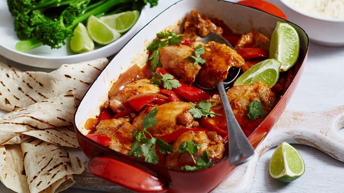 quick peri peri chicken recipe