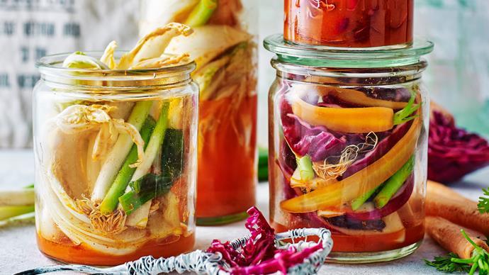 Make kimchi