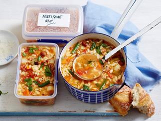 freezer friendly meals recipes