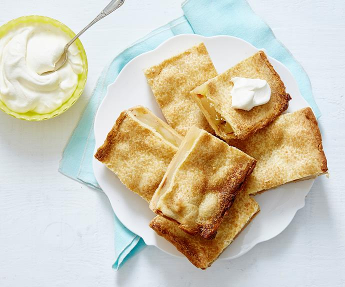 apple and pear pie recipe