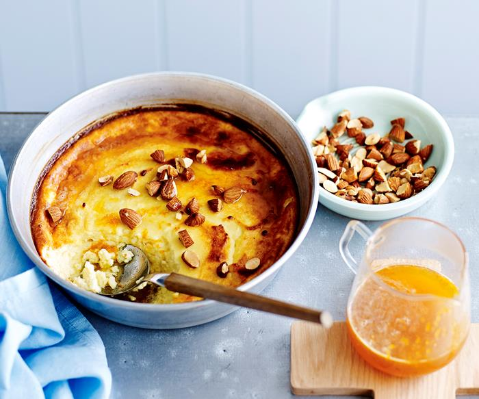 baked ricotta with honey recipe
