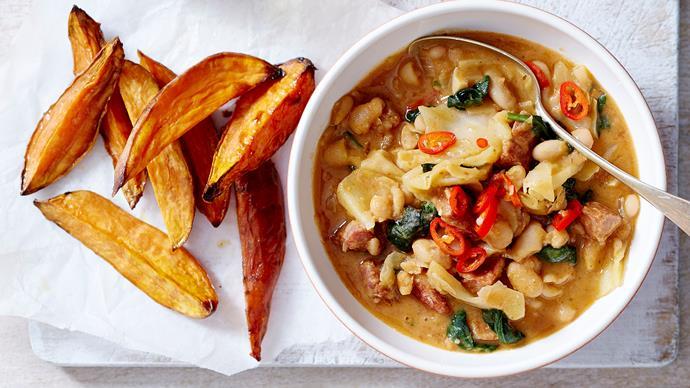 bean casserole recipe