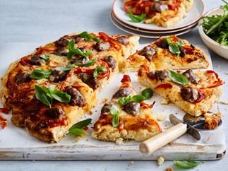 easy pan pizza recipe