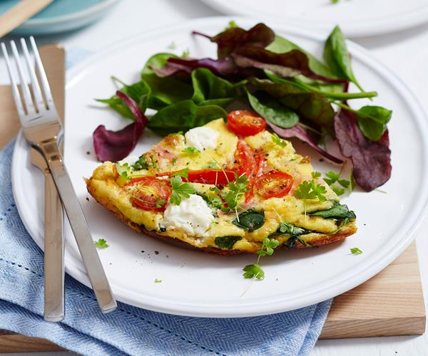 Cream Cheese Omelette Food Network