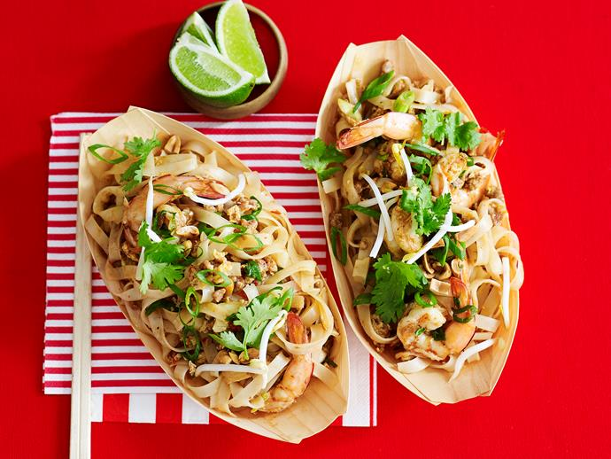 """**[Perfect pad thai](http://www.womensweeklyfood.com.au/recipes/perfect-pad-thai-2369