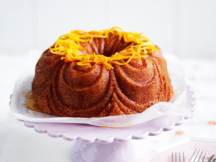 """Oranges and lemons, say the ingredients of our [St Clement's cake](https://www.womensweeklyfood.com.au/recipes/st-clements-citrus-cake-2403