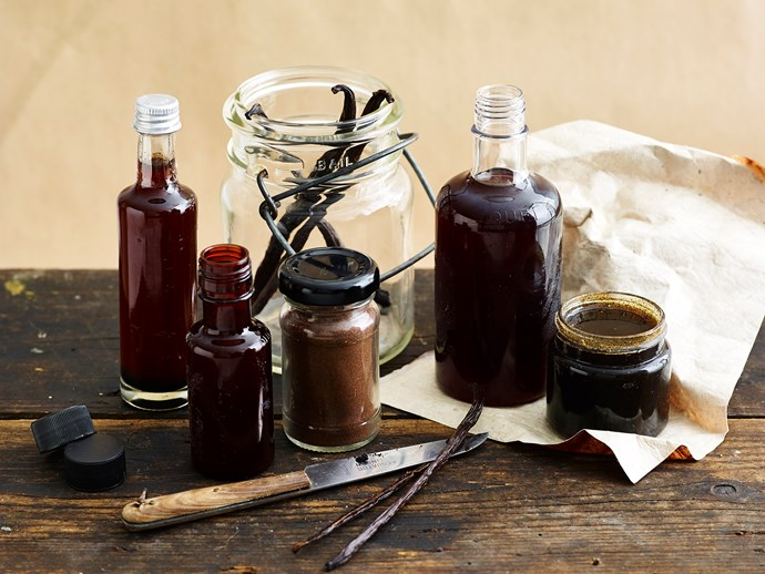 how to use vanilla beans and extracts