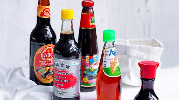 soy sauce types