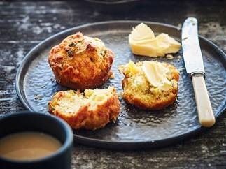Workmen's muffins