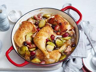Chicken maryland bake