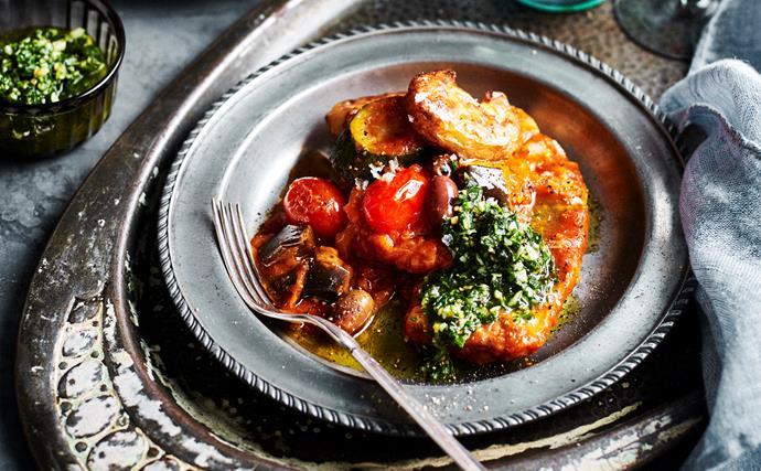slow cooker lamb chops