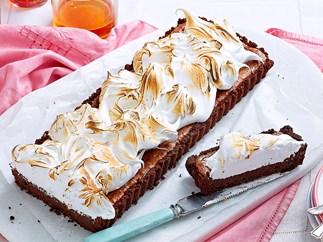 easy mocha slice