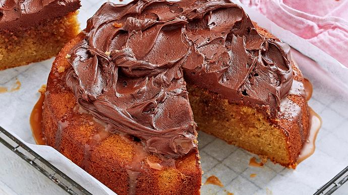 chocolate poke cake recipes