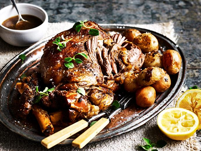 "**[Slow-cooker lamb kleftiko with potatoes](https://www.womensweeklyfood.com.au/recipes/slow-cooker-lamb-kleftiko-with-potatoes-2456|target=""_blank"")**  Let the slow cooker work its magic and come home to a meal that's ready when you are."