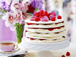 meringue cake recipes
