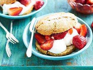 easy shortcake recipe