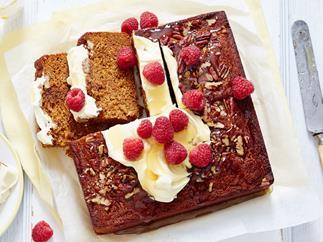honey spice cake recipe