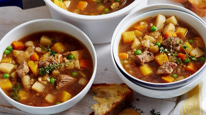 lamb and barley soup recipe