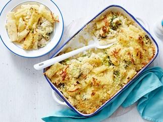 tuna and broccoli pasta bake recipe easy