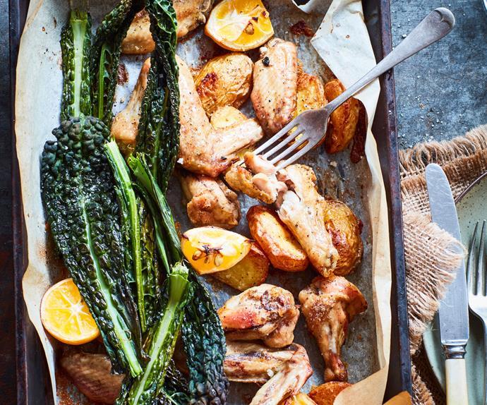 Hayden's roast chicken
