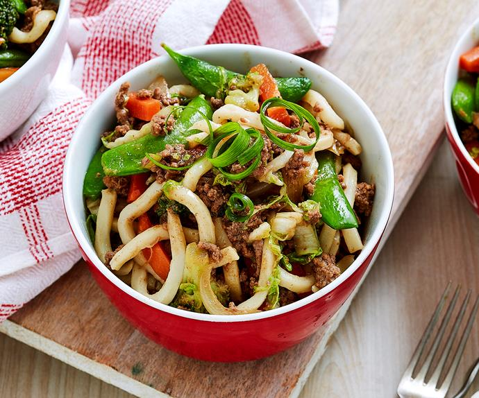 easy beef chow mein recipe