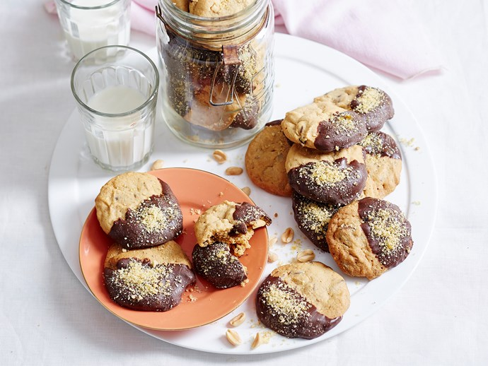 peanut butter choc chip cookies australia