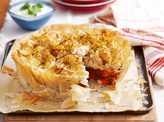 filo pastry recipes