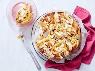 custard scrolls recipe
