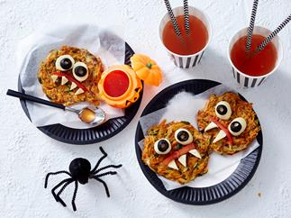halloween fritters